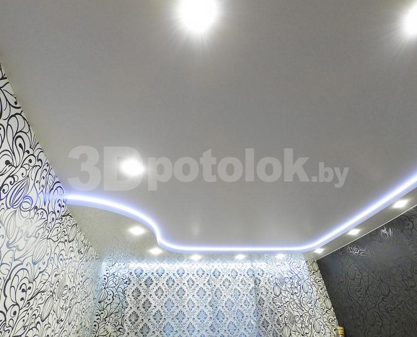 Светодиодные натяжные потолки