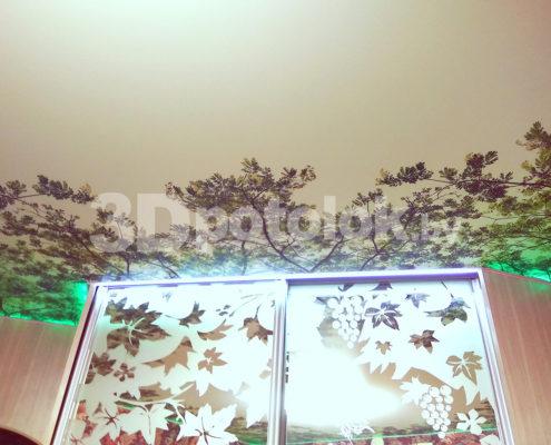 Натяжной потолок в квартиру